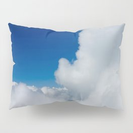 Flying in the Clouds Pillow Sham