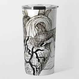 Heart in Your Hands Travel Mug