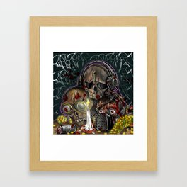 see no, hear no, speak no evil Framed Art Print