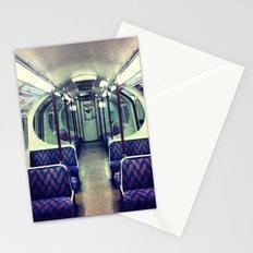 Empty tube- Bakerloo Line Stationery Cards