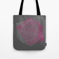 Shapes N Stripes Tote Bag