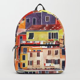 Cinque Terre vol 3 Backpack