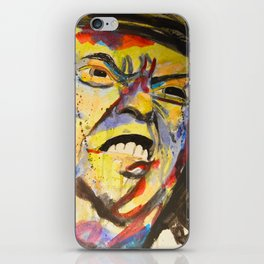The Disaster iPhone Skin