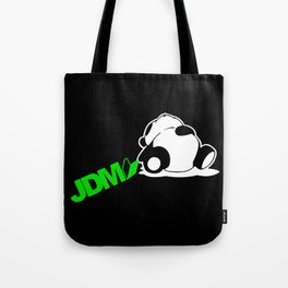 Sleepy Panda JDM Tote Bag
