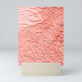 Crinkles Mini Art Print