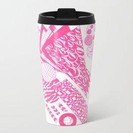 Algebraic Metal Travel Mug