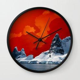 ANKHAAR NOOT Wall Clock