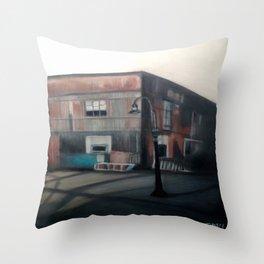 Brooklyn 3 Throw Pillow