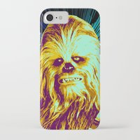 chewbacca iPhone & iPod Cases featuring Chewbacca by victorygarlic