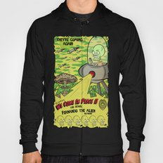 We Come In Peace II The Sequel G Hoody