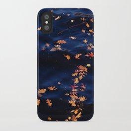 Alternate night sky iPhone Case