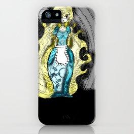 Dark Allie. iPhone Case