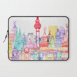 Berlin Towers Laptop Sleeve