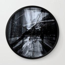 mall Wall Clock