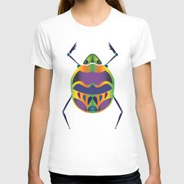 Cute rainbow bug T-shirt
