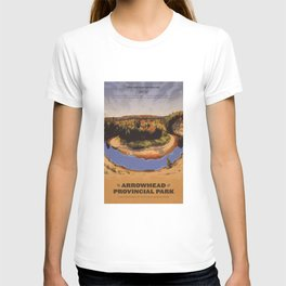 Arrowhead Provincial Park T-shirt