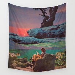 The Coloured Sands of Ariel Wall Tapestry