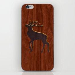 Les Bois iPhone Skin