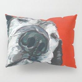 Leonard the Senior Dog Pillow Sham