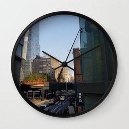 city_6 Wall Clock