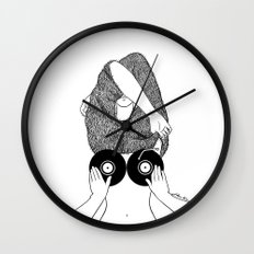 Sound Making Wall Clock