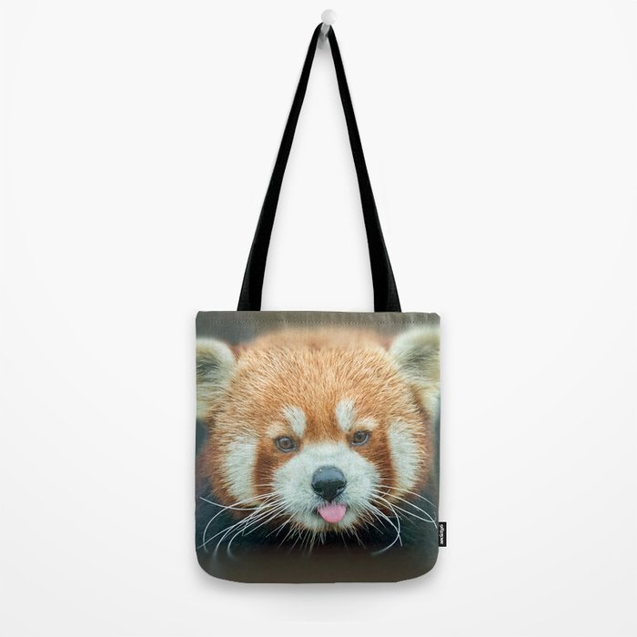 PANDA-RING TO ONE'S TASTE Tote Bag
