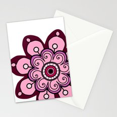Flower 07 Stationery Cards