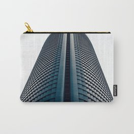 Skyscraper in Madrid Carry-All Pouch
