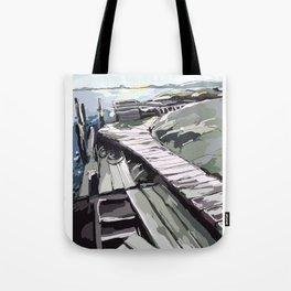 Horsika Pier Tote Bag