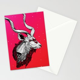 Kudu. Stationery Cards