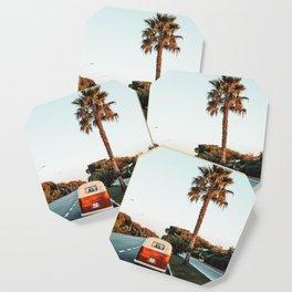 Summer Road Trip Coaster