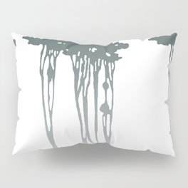 Trees in the Mist Pillow Sham