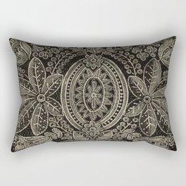 Vintage Lace Rectangular Pillow