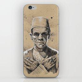 The Mummy iPhone Skin