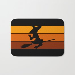 Witch - Orange Bath Mat