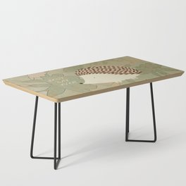Hedgehog Best Day Ever Coffee Table