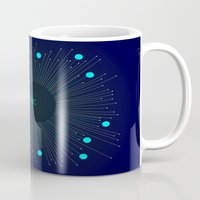 cosmic Mugs featuring Cosmic by Katya Sokolova