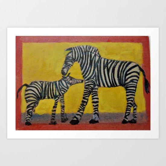 Zebras by stephenmarvin