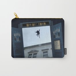 Tardis Jump Carry-All Pouch