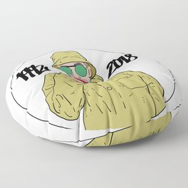 Mac Miller R.I.P 1992 - 2018 Floor Pillow