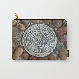 Hall's Hill Labyrinth Carry-All Pouch