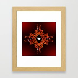 Waelad Framed Art Print