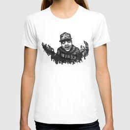 Chance the Rapper Lithograph T-shirt