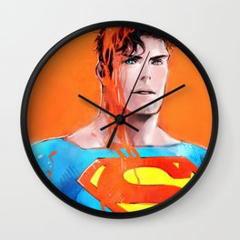 Color serial 06 Wall Clock