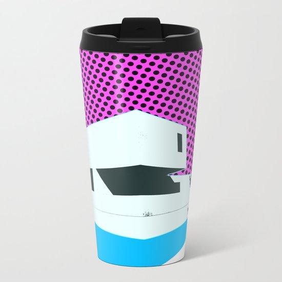 Bauhaus Meisterhaus Pop Metal Travel Mug