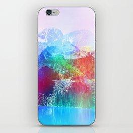 Sugar Bunny Mountain iPhone Skin
