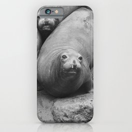 Looking at Us? iPhone Case