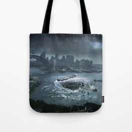 The Big Swallow Tote Bag