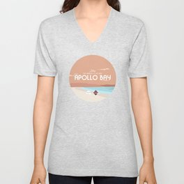 Do Not Vist Apollo Bay Unisex V-Neck