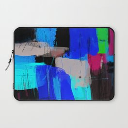Abstract full of colour design Laptop Sleeve